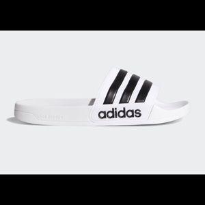 Men's Adidas cloudfoam Sliders
